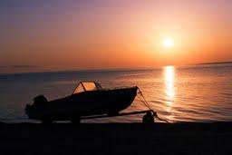 Boat Trailer 156196635